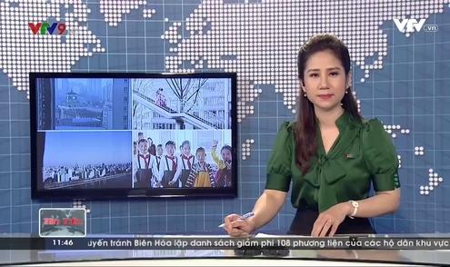 Tin tức 11h30 VTV9 - 22/9/2017