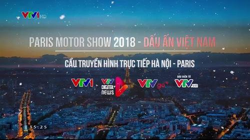 Triển lãm Paris Motorshow 2018