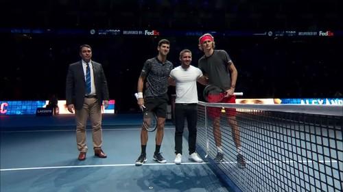 HIGHLIGHTS: Novak Djokovic 0-2 Alexander Zverev (Chung kết ATP Finals 2018)