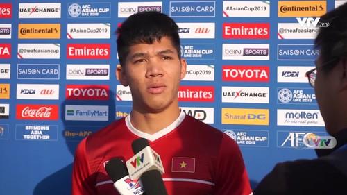 Ngân Văn Đại tiết lộ tình hình ĐT Việt Nam trước trận tứ kết Asian Cup 2019