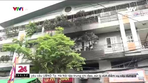 Hiện trường vụ cháy nhà  ở TP.HCM khiến 3 người tử vong