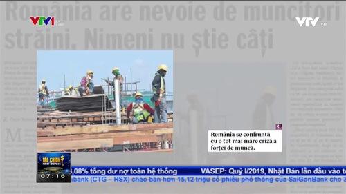 Thiếu nhân công lao động - vấn đề lớn của Romania