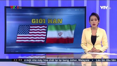 Những rủi ro từ thế giằng co Mỹ - Iran