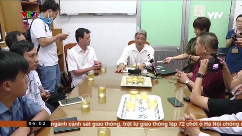 Dịch bệnh do virus Corona mới: 2 trường hợp được cách ly tại bệnh viện ở Hà Nội