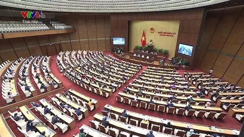 Khai mạc kỳ họp thứ hai, Quốc hội khóa XV: Phần 2 - 20/10/2021