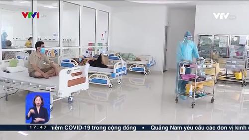 Ổ dịch tại bệnh viện tạo áp lực lớn cho công tác ngăn dịch COVID-19