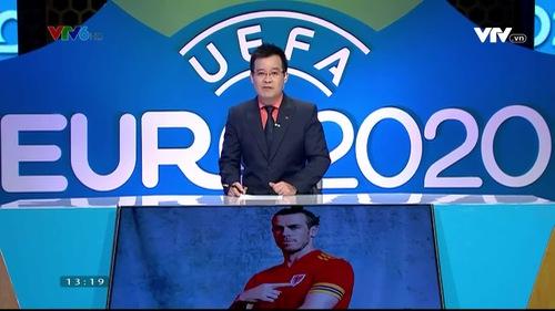 Sôi động UEFA EURO 2020 - 12/6/2021