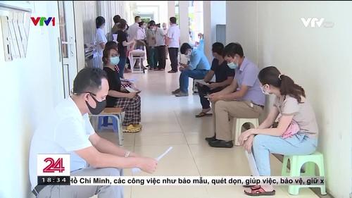 Hà Nội triển khai tiêm vaccine tại các quận, huyện, thị xã trên địa bàn thành phố