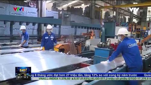 Hà Nội: Doanh nghiệp đưa ra nhiều giải pháp để khôi phục sản xuất