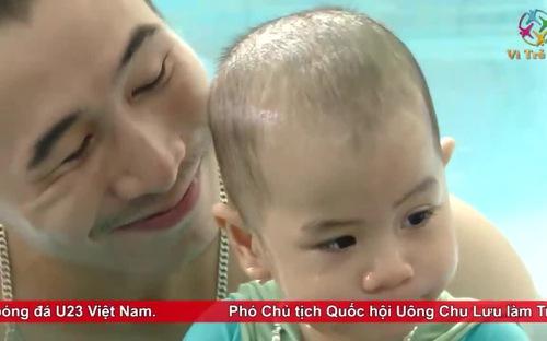 Phòng chống đuối nước - Kỹ năng đầu đời cho trẻ