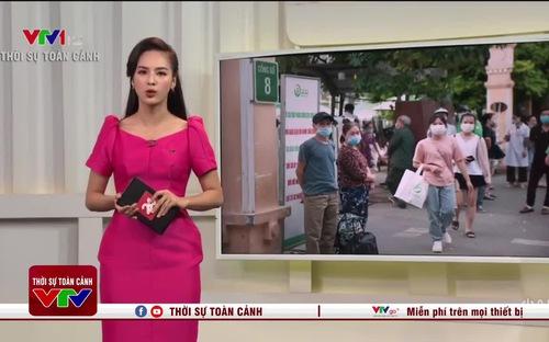Hà Nội: Kiểm tra việc đeo khẩu trang tại nơi công cộng