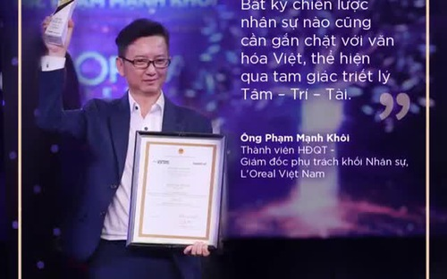 Vietnam HR Awards 2020 Gala