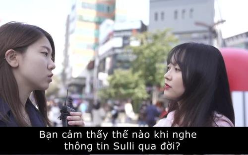 Thêm một nghệ sĩ nổi tiếng tự vẫn vì trầm cảm, người Hàn Quốc phản ứng ra sao?
