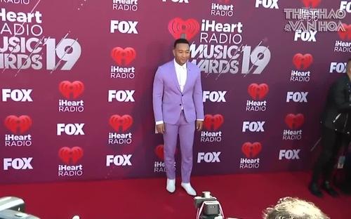 Sao Hollywood: John Legend là Người đàn ông quyến rũ nhất 2019