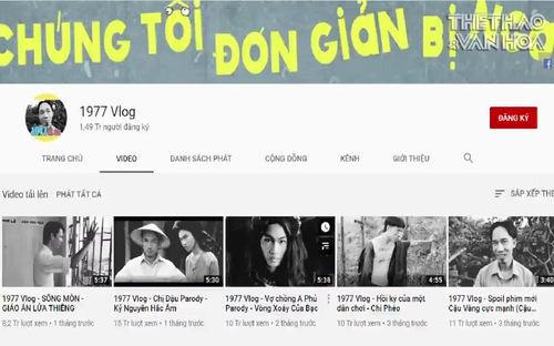 Hành trình gây bão mạng xã hội năm 2019 của 3 chàng trai nhóm 1977 Vlog