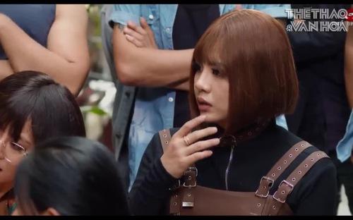 Xem công chúa Duy Khánh xéo xắt trong phim mới của Nam Thư