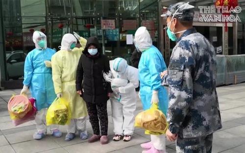 Dịch cúm Corona: Ấm áp tình người trong tâm dịch Vũ Hán