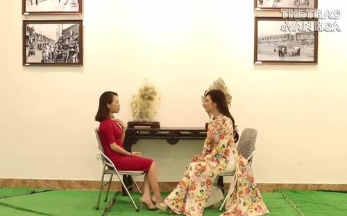 Ca sĩ Thu Phương kể lại câu chuyện về cuộc đời Nam Phương Hoàng Hậu bằng âm nhạc