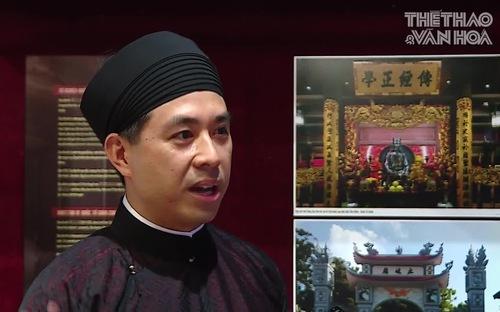 Đinh Hồng Cường: Người dành tâm huyết tìm về lịch sử chiếc áo dài nam