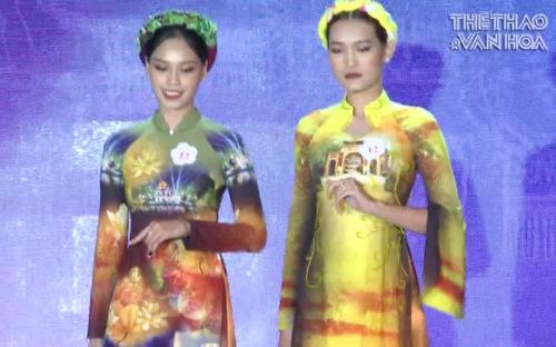 """Cuộc vận động thiết kế """"Tự hào Áo dài Việt"""" tôn vinh vẻ đẹp phụ nữ"""