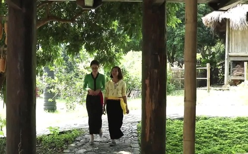 Make in Vietnam: Khám phá Bảo tàng không gian văn hóa Mường tại Hòa Bình