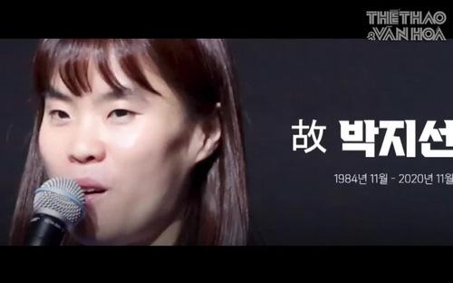 Diễn viên hài Park Ji Sun qua đời