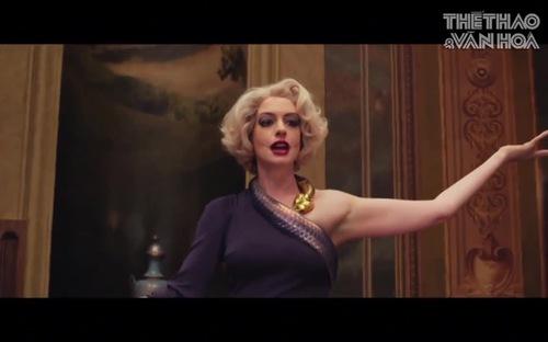 The Witches 2020 – Phim đầu tiên Anne Hathaway vào vai phản diện