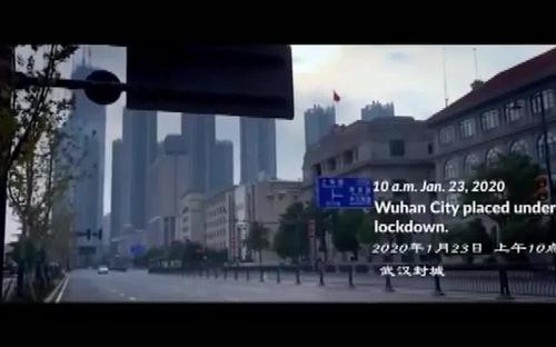 """Phim ngắn """"Đêm trường Vũ Hán"""" gây sốt với hơn 300 triệu lượt xem"""