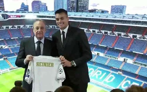 Vì sao Real Madrid chi đến 30 triệu cho cầu thủ mới 18 tuổi của Brazil