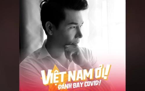 Minh Beta chia sẻ dự án âm nhạc cộng đồng Việt Nam ơi đánh bay Covid