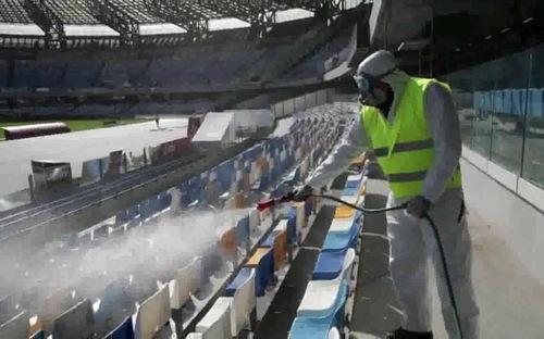 Bóng đá Ý chưa hẹn ngày trở lại