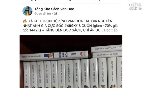 Độc giả cần cảnh giác với sách giả trên mạng xã hội