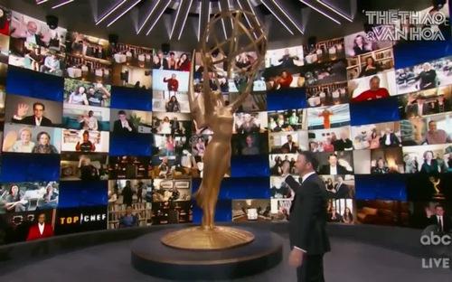 Một mùa giải Emmy lạ thường thời Covid-19