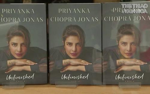 Hoa hậu Priyanka Chopra phát hành tự truyện