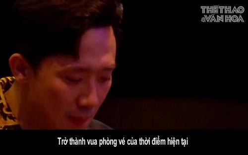 'Bố già' đạt doanh thu 150 tỷ sau 7 ngày, Trấn Thành lại rưng rưng nước mắt