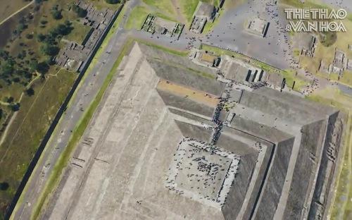 Teotihuacan:  Kim tự tháp hùng vĩ và bí ẩn của thế giới