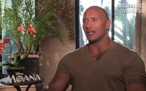 The Rock được tín nhiệm ra tranh cử Tổng thống Mỹ