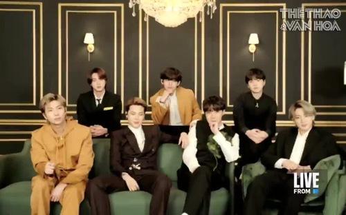 BTS là đại sứ thương hiệu mới của Louis Vuitton