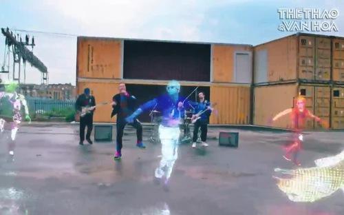 Higher Power - Ca khúc đặc biệt của Coldplay