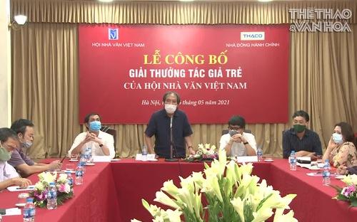 Giải thưởng Tác giả trẻ của Hội Nhà văn Việt Nam: Hy vọng về một thế hệ cầm bút mới