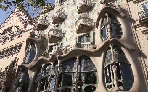 CASA BATLLO: Tòa nhà độc đáo của Tây Ban Nha
