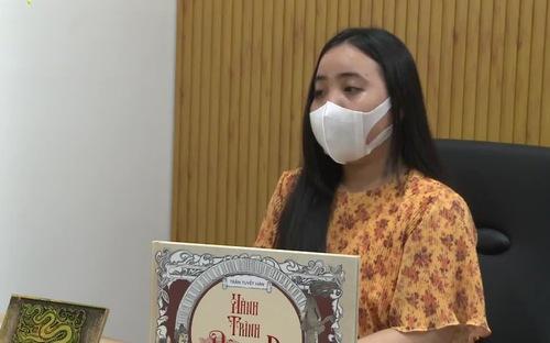 """Tác giả trẻ 9x và cuốn sách """"Hành trình Đông A"""""""