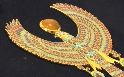 Ai Cập sản xuất bản sao các cổ vật để phát triển du lịch