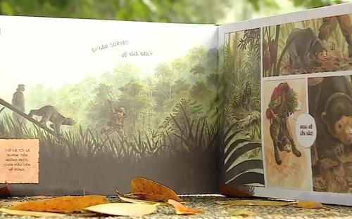 Sách của nhà bảo tồn Trang Nguyễn được mua bản quyền toàn cầu