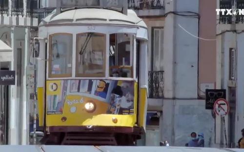 Xe điện vàng – Biểu tượng của thủ đô Lisbon