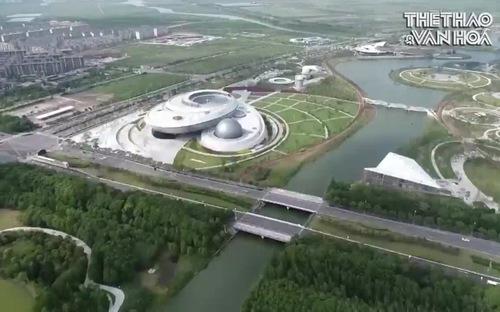 Bảo tàng thiên văn học lớn nhất thế giới tại Thượng Hải, Trung Quốc