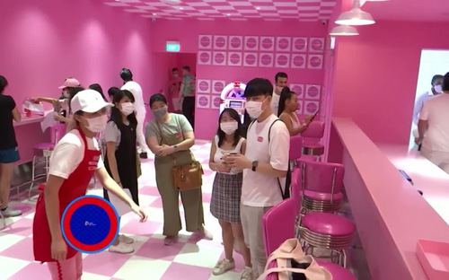 Khai trương bảo tàng kem đầu tiên tại Singapore