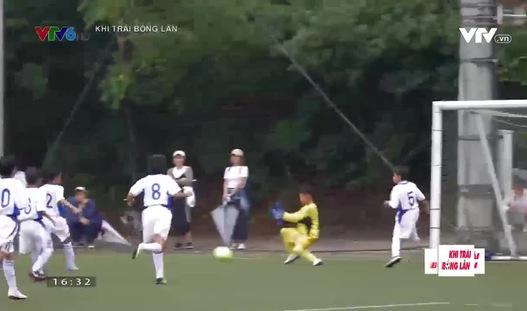 Khi trái bóng lăn: Số 25