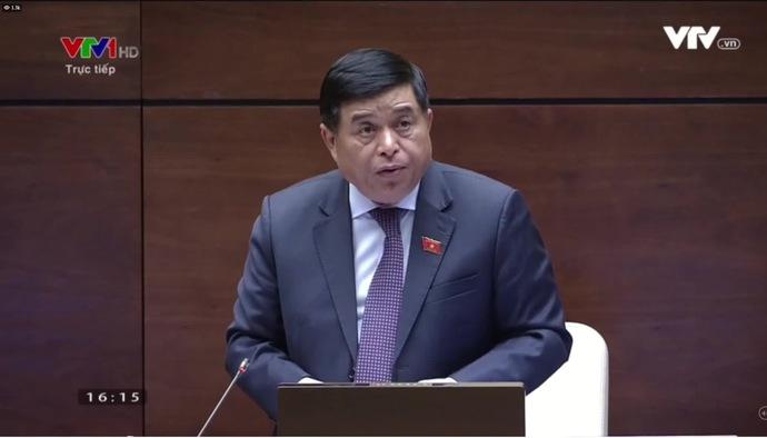 Bộ trưởng Nguyễn Chí Dũng: Kinh tế vẫn đang phải đối mặt với không ít khó khăn, hạn chế trên tất cả các lĩnh vực