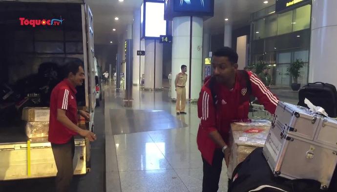 Đội bóng nhà giàu Tây Á mang đội hình khủng tới Việt Nam lúc nửa đêm